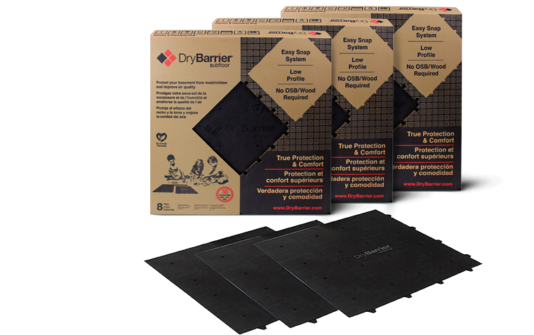 DryBarrier Product
